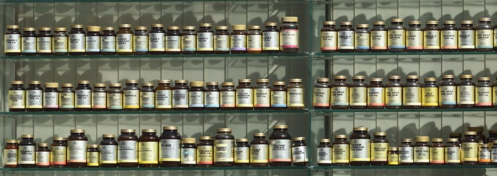 Toronto Naturopath -supplements