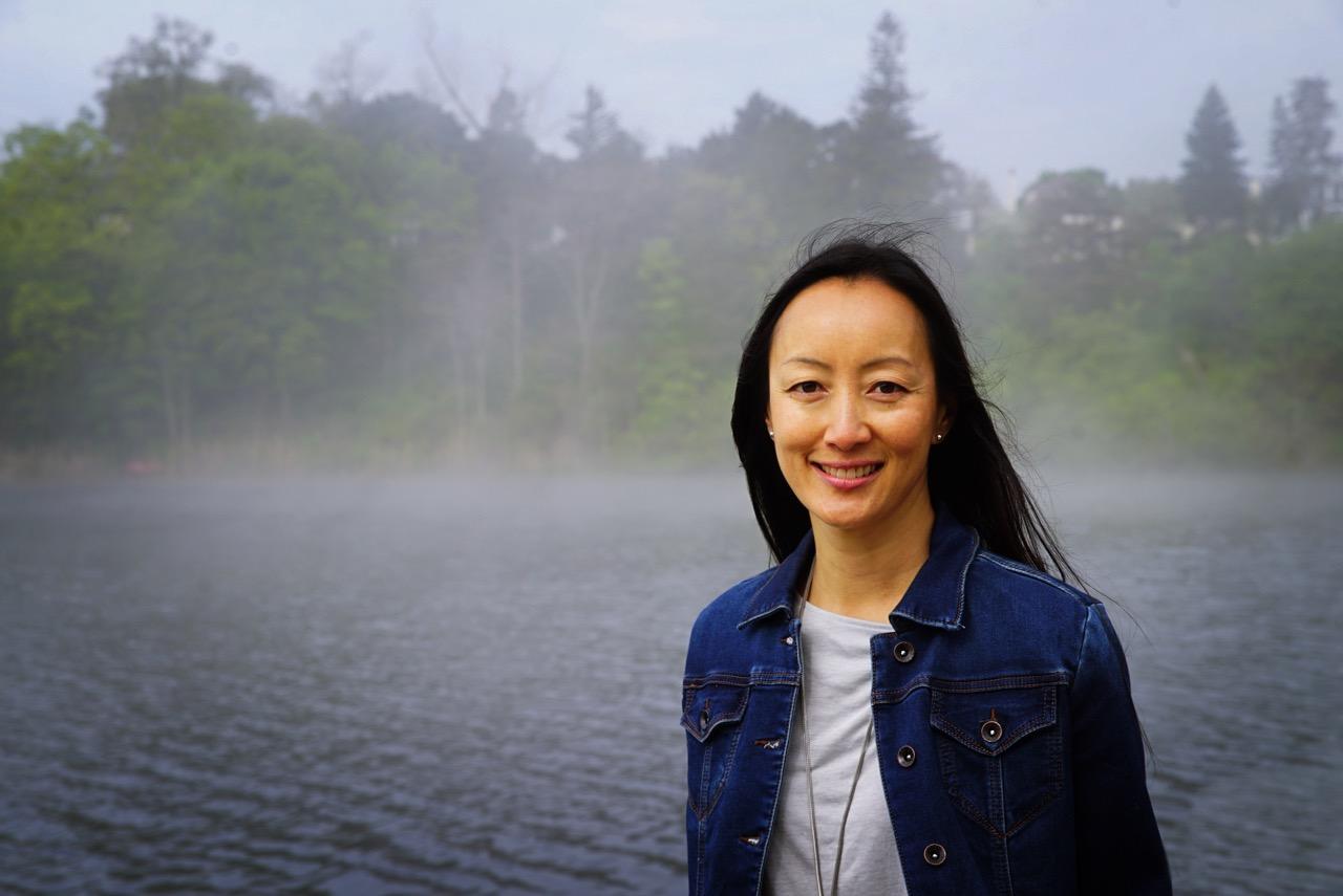 Toronto Naturopath Dr. Suzanne Ho-Miecznikowski at High Park